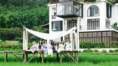 Trung Quốc: Yêu du lịch, kinh tế tự chủ, 7 cô bạn thân 'rủ nhau' xây biệt thự ngoại ô rộng 700m2 để nghỉ dưỡng cuối tuần
