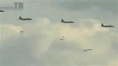 Quân đội Syria bị tập kích, thương vong lớn: Nga cấp tốc điều chiến đấu cơ giải vây