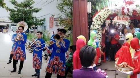 Những pha 'dở khóc dở cười' trong đám cưới khiến cộng đồng mạng 'ngã ngửa'