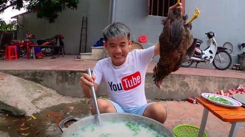 Con trai bà Tân Vlog nấu cháo gà nguyên lông: Sở Thông tin và Truyền thông tỉnh Bắc Giang vào cuộc