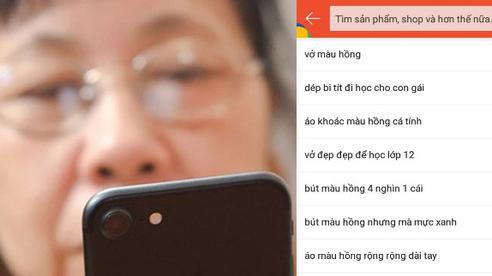 Cô gái lớp 12 mượn điện thoại của mẹ, tình cờ phát hiện danh sách đồ được mẹ sắm cho mình trên chợ mạng để mặc khi nhập học mà muốn khóc thét