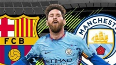 Rò rỉ thông tin Man City hỏi mua Messi với giá 200 triệu euro