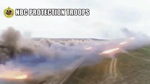 Pháo phản lực Nga có thể diệt gọn cả một tiểu đoàn xe tăng Mỹ: Sức công phá kinh hoàng