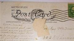 Kiểm tra hộp thư, người phụ nữ bất ngờ khi phát hiện tấm bưu thiếp được gửi từ quá khứ cách đây đến gần... 100 năm