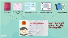 Thẻ Căn cước công dân gắn chip điện tử: Ngày 1/11 sẽ lấy vân tay trên toàn quốc