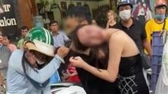 Công an vào cuộc điều tra vụ chồng chở bồ nhí trên xe Lexus LX 570, bị phát hiện còn thẳng tay bóp cổ và đấm vào mặt vợ