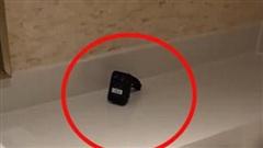 Cặp vợ chồng sốc nặng phát hiện bị quay lén cảnh nhạy cảm trong phòng tắm khách sạn 5 sao khi đi du lịch