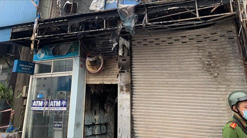 Bắt khẩn cấp nghi phạm gây cháy chi nhánh ngân hàng Eximbank cùng nhà dân ở Sài Gòn