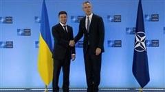 Ukraine chưa nguôi ước vọng gia nhập NATO
