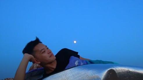 Trải nghiệm ngủ qua đêm ở 'khách sạn ngàn sao' trên Mũi Yến Bình Thuận