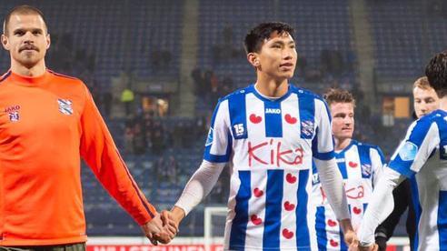 Heerenveen đạt thành tích khó tin sau khi chia tay Đoàn Văn Hậu
