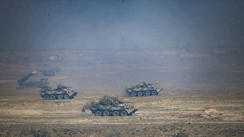 Cận cảnh màn triển khai vũ khí tối tân của Nga trong cuộc tập trận Kavkaz-2020