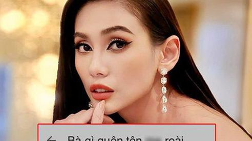 Võ Hoàng Yến đi quay show bị thành viên ê-kíp chú thích ảnh thiếu tôn trọng: 'Bà gì quên tên rồi!'
