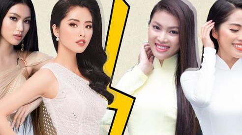 So ảnh trên mạng và chụp thực tế tại vòng sơ khảo của dàn thí sinh Hoa hậu Việt Nam 2020: Liệu có ai mất phong độ?