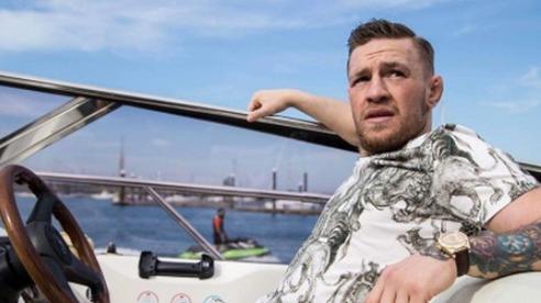 Conor McGregor chi 80 tỷ để mua siêu du thuyền, cả thế giới chỉ có vỏn vẹn 63 chiếc