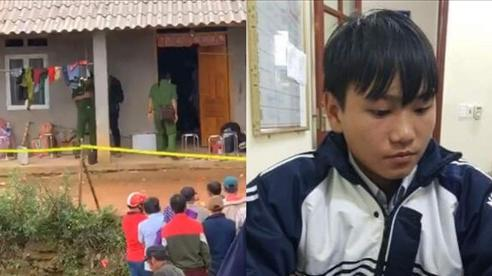 Đã bắt được nam sinh lớp 10 sát hại người phụ nữ tại nhà khi bị phát hiện trộm cắp tài sản