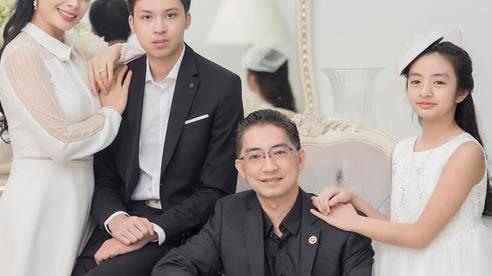 Nhân ngày 20/10, cựu người mẫu Thuý Hằng: '20 năm hôn nhân chúng tôi chưa một lần to tiếng'