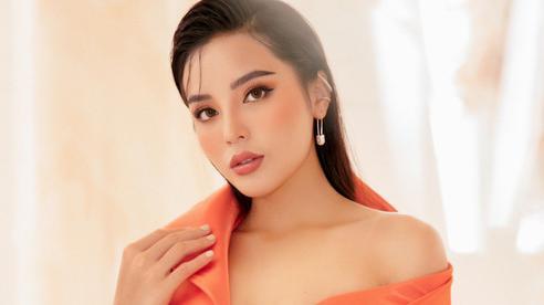 Hoa hậu Kỳ Duyên trở thành tâm điểm sự kiện nhờ vòng 1 'khủng'