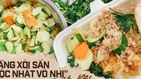 Cả Hà Nội chỉ có 1 hàng xôi bán món đặc biệt này: trời lạnh mà ăn thì cứ gọi là nhất!