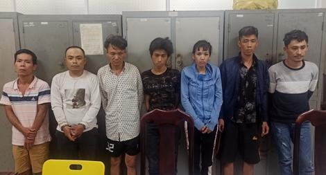 Nhóm 'đá xế' chuyên nghiệp thứ ba ở phố biển Nha Trang đã sa lưới