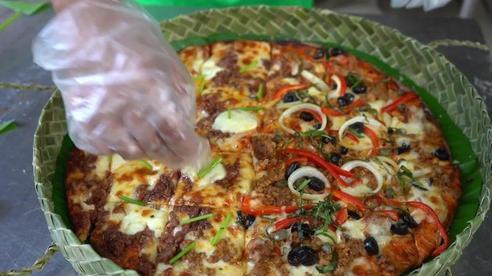 Chiếc hộp pizza 'lạ đời' nhưng hàm chứa rất nhiều ý nghĩa nhân văn được mọi người đồng loạt ủng hộ