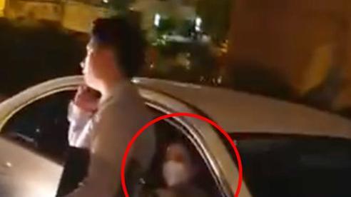 Trọng Hưng đích thân tiết lộ danh tính cô gái lạ ngồi cùng xe trong clip bị quay lén đang hot