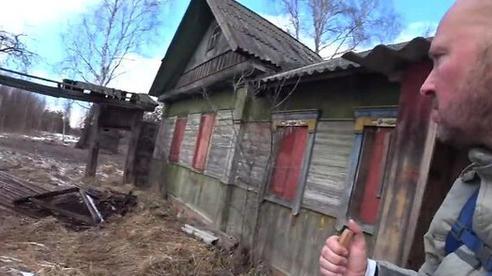 Một mình khám phá 'cấm địa phóng xạ' Chernobyl, người đàn ông tìm ra sự thật sau lời đồn đại về vùng đất chết