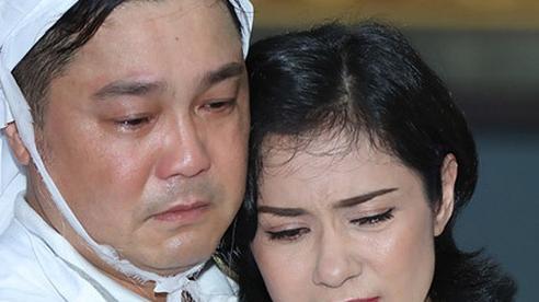Việt Trinh chia sẻ nỗi đau mất cha với Lý Hùng
