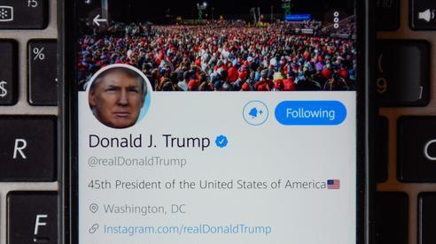 Dùng mật khẩu quá dễ đoán, Twitter của tổng thống Trump bị hacker xâm nhập