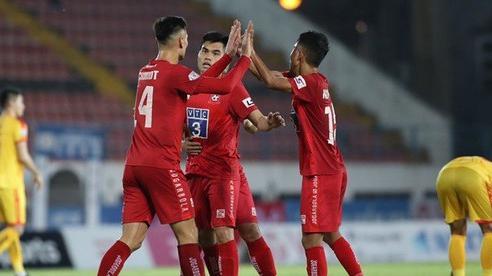 Vòng 4 giai đoạn 2 V-League 2020: Trận chung kết ngược trên sân Thiên Trường