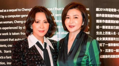 Từng cạch mặt nhau vì một người đàn ông, hai mỹ nhân đình đám Hong Kong Quan Chi Lâm và Lưu Gia Linh bất ngờ hội ngộ