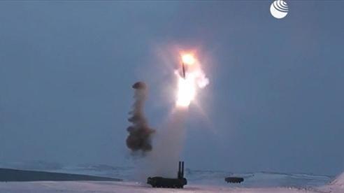 Tên lửa Onyx bay Mach 3 diệt mục tiêu tại Bắc Cực