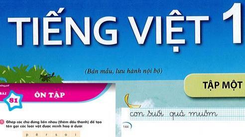 Sau Cánh Diều, thêm một bộ sách tiếng Việt lớp 1 bị nhận xét không tôn trọng bản quyền, kiến thức khó và nhiều bài học có chi tiết sai thực tế