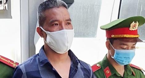 Bị cáo bỏ trốn tại Tòa án quận Hà Đông lĩnh 42 tháng tù