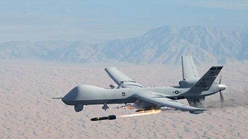 UAV Mỹ 'tung đòn' hỏa lực bất ngờ, loạt quân thánh chiến ở Syria bỏ mạng