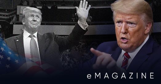 Bầu cử tổng thống Mỹ 2020: Ông Trump với 'đưa Mỹ vĩ đại trở lại'  - VietNamNet