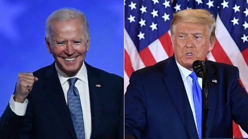 Ông Biden lập kỷ lục mới về bầu cử Mỹ