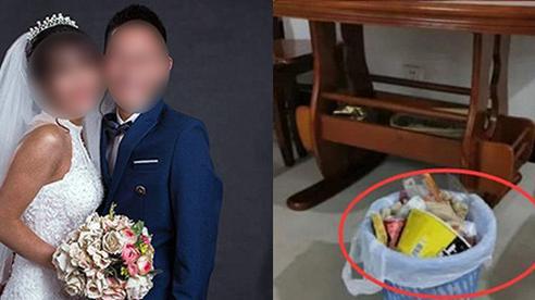 Lặn lội từ quê lên thăm chồng sắp cưới bị sốt virus, cô gái quyết định hủy hôn ngay khi nhìn thấy vỏ thuốc trong thùng rác