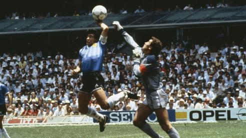 2 bàn thắng rung chuyển thế giới đưa tên tuổi Maradona trở thành bất tử