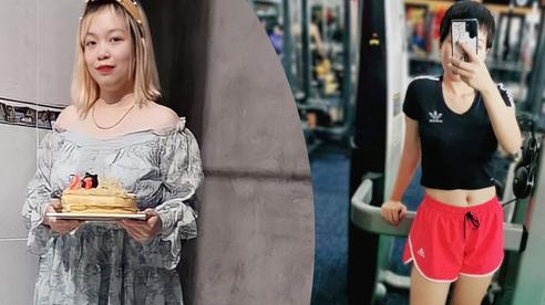 Mắc sai lầm giống nhiều người, mẹ trẻ lao vào giảm béo mà cân nặng cứ tăng, nhưng chỉ thay đổi 1 chút đã giảm liền 20kg