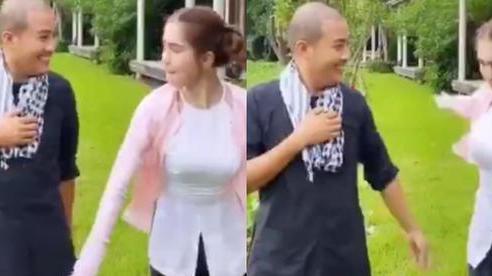 Bất chấp bị phản đối, Ngọc Trinh tiếp tục đăng clip đụng chạm chỗ nhạy cảm của bạn nam, fan tuyên bố unfollow vì bị sốc nặng