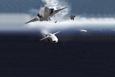 Nhật Bản đặt mua tên lửa tàng hình trang bị trên máy bay F-35