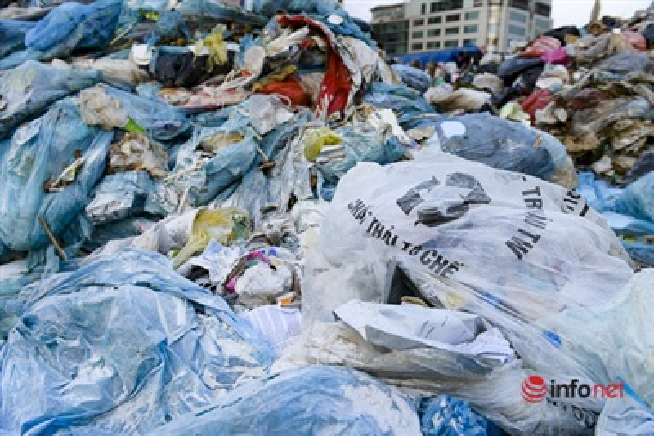 Nếu tình trạng này diễn ra quá lâu sẽ gây ảnh hưởng rất lớn đến môi trường khu vực.