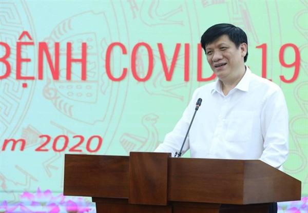 Ông Nguyễn Thanh Long cho biết đã có thêm 2 địa phương ghi nhận bệnh nhân Covid-19