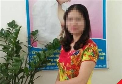 Bà Chử Thị Mỹ Lệ bị bắt giam do nghi ngờ đã pha thuốc chuột vào sữa đầu độc cháu nội. Ảnh: CTV/Pháp luật TP HCM