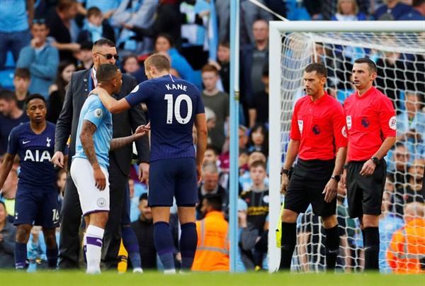 Gabriel Jesus và Man City tiếc nuối vì bị từ chối bàn thắng