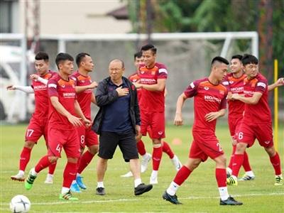 Tuyển Việt Nam chuẩn bị hội quân chuẩn bị cho vòng loại World Cup 2022 khu vực châu Á