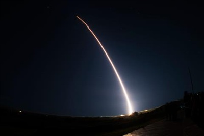Mỹ phóng thử tên lửa Minuteman III