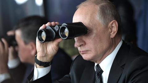 Tổng thống Nga V. Putin