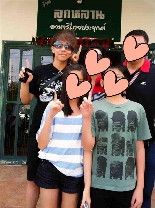 Matt Liu thời để tóc giống nhóm nhạc HKT.